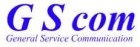 GSCOM - General Service Communication